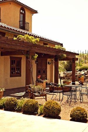 La Stella Winery: La Stella Front Door