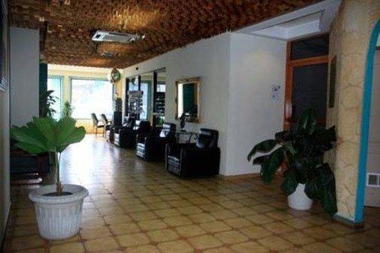 Hotel Roma Plaza: Hotel Lobby