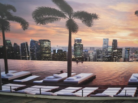 Marina Bay Sands: プール