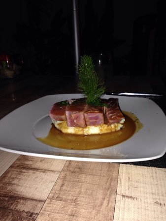 Oh Lala!: The tuna with soy butter