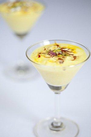 Soma (Indian Cuisine) at Grand Hyatt Mumbai: Indian dessert