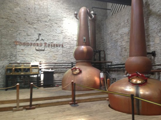 Woodford Reserve Distillery: Woodford