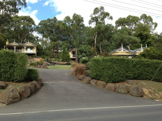 3 Kings Bed and Breakfast: Front of property