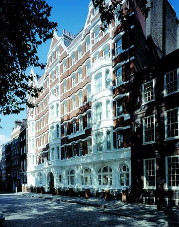 Malmaison London : Exterior View Of Hotel