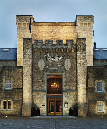 ‪Malmaison Oxford Castle‬