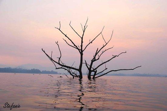 Ganesha Park : promenade féérique sur le lac