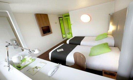 Campanile Saint Germain En Laye : Twin Room