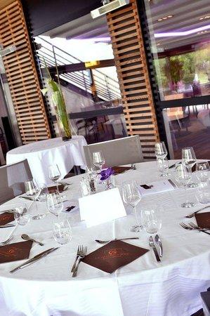 Hotel La Charpiniere : Restaurant Image