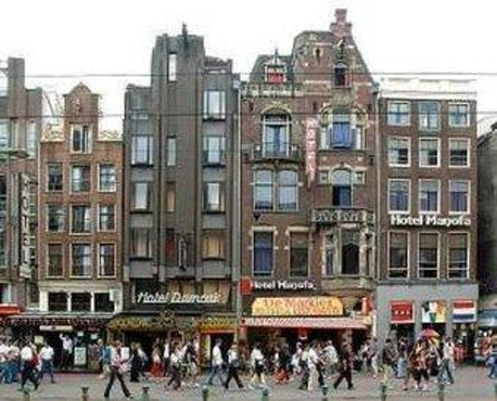 Photo of Hotel Manofa Amsterdam