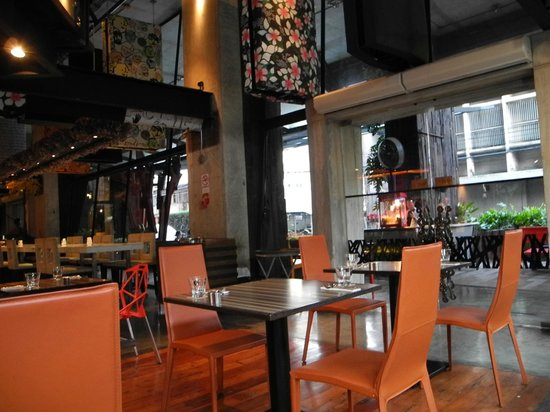Siam@Siam Design Hotel Bangkok: party house one resturant