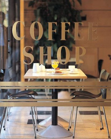 Hotel Derby: Coffee Shop