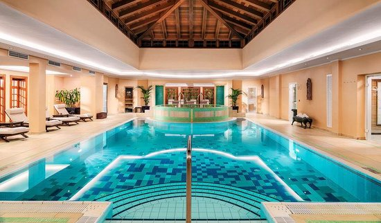 Hotel Botanico & The Oriental Spa Garden: Thermal Circuit Spa