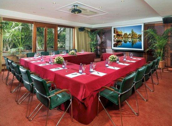 Hotel Botanico & The Oriental Spa Garden: Sala Salinas, Montaje U