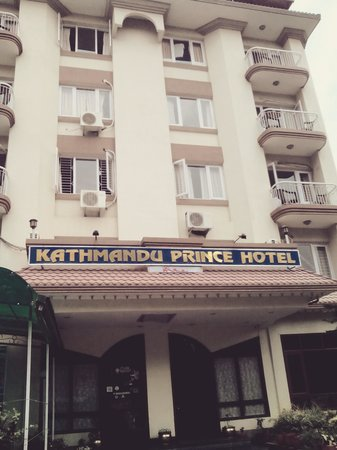 Kathmandu Prince Hotel : Prince Hotel Kathmandu