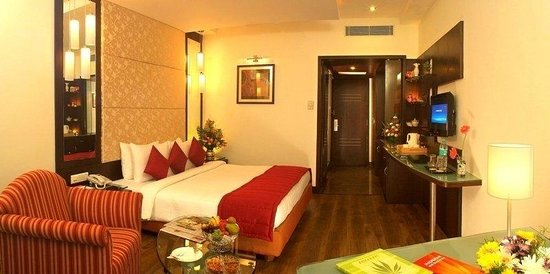 Regency Madurai by GRT Hotels : Deluxe Room