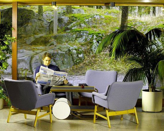 Hotel Rantapuisto: Hotel Lounge