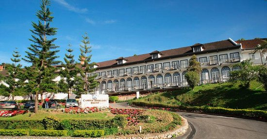 Merlin Inn Resort Cameron Highlands