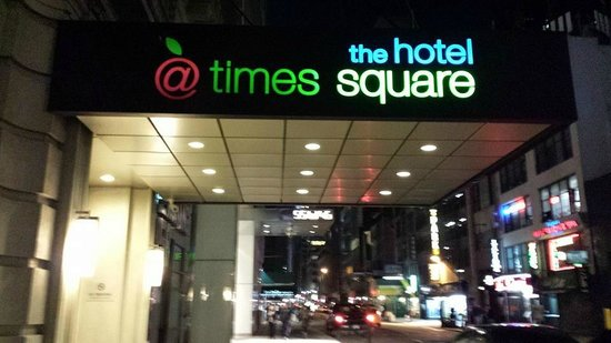 The Hotel at Times Square: Hotel @Times Square