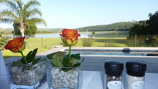 Kowie River Guest House : Breakfast at it's best!