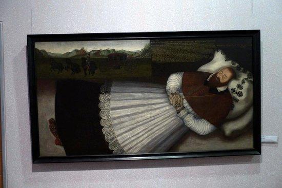 Galerie nationale hongroise : Hungarian National Gallery - paintings