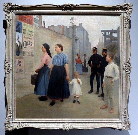 Galerie nationale hongroise : Hungarian National Gallery - Hungarian paintings