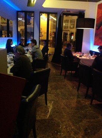 Restaurant Bellagio: gezellig en lekker