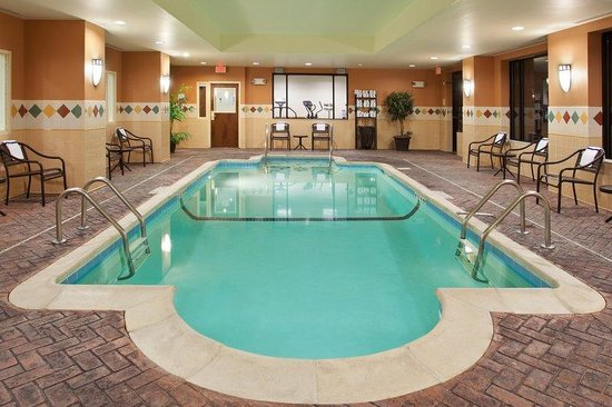 Swimming Pool Picture Of Holiday Inn Express Indianapolis Downtown City Centre Indianapolis