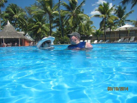 Grand Bahia Principe San Juan : Mother and brother pool