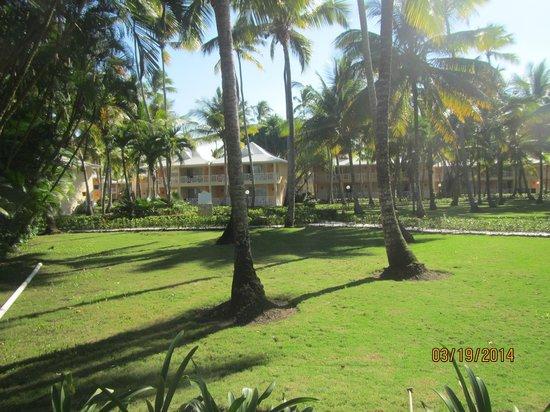 Grand Bahia Principe San Juan : Bahia Principe San Juan Grounds
