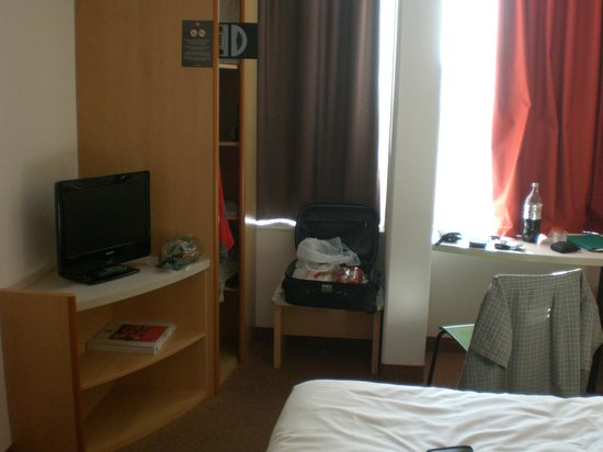 Ibis Den Haag City Centre: My room