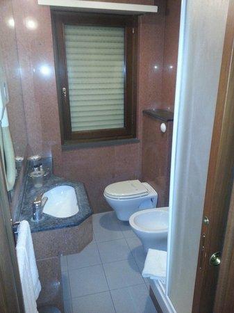 Hotel Serius: Bagno