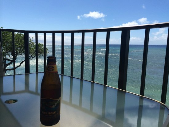 View from Kahana Reef #422