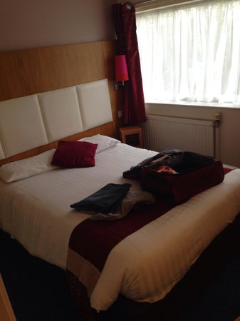 Altrincham Lodge: Standard room