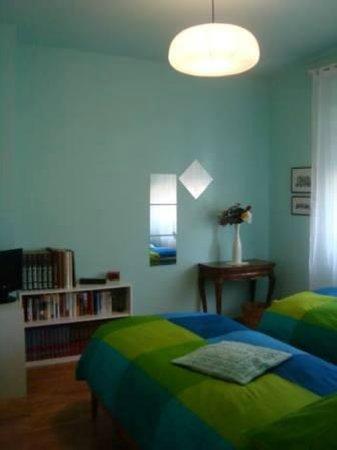B&B Casa Matilda : Camera verde