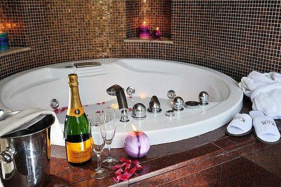 Kolbe Hotel Rome : Bathroom Deluxe