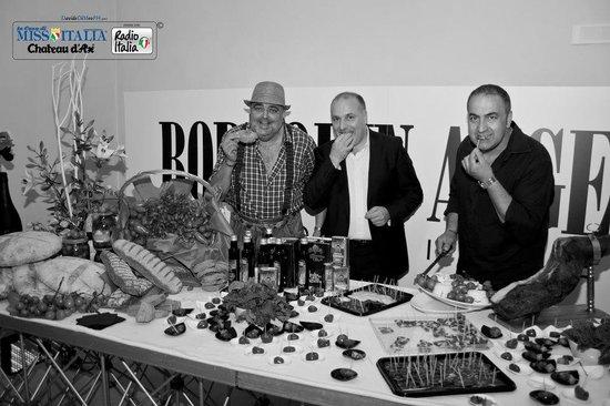 Hosteria Pizzeria La Pennata: degustazione miss italia con gruppo eventi