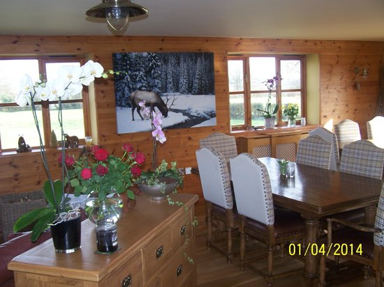 Big Bear Lodge: Beautiful decor
