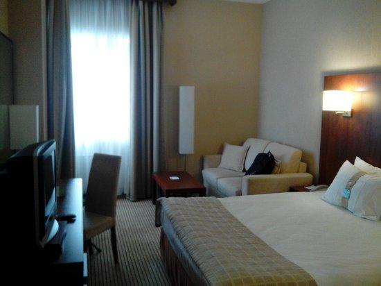 Holiday Inn Samara: Номер