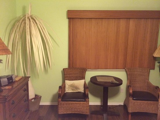 Marjorie's Kauai Inn: Trade winds room