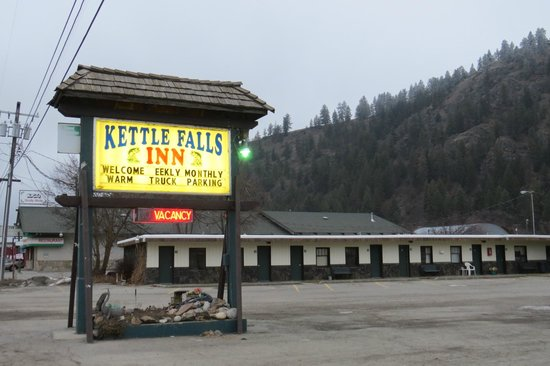 Best Value Inn Kettle Falls: Kettle Falls Inn