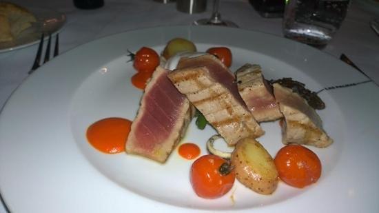 Las Palmas: tonijn a la nicoise