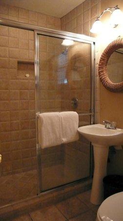 Ingleside Inn: Bathroom Villa 4