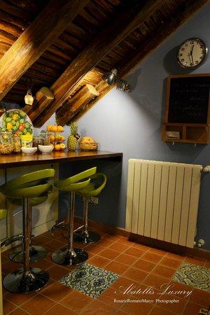 Abatellis Luxury: Cucina