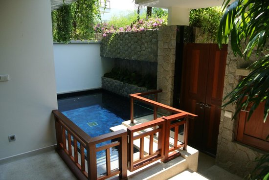 The Chava Resort: Plunge Pool