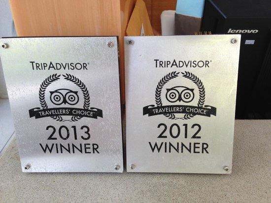 The Chava Resort: Awards