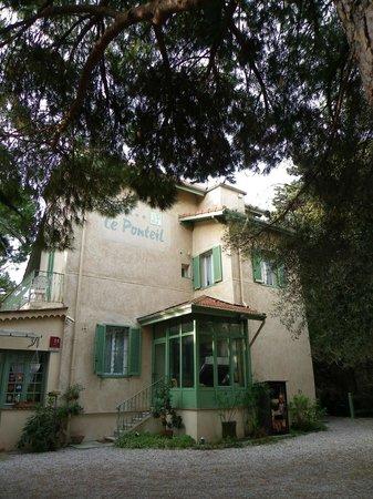 Hotel Le Ponteil : il giardino