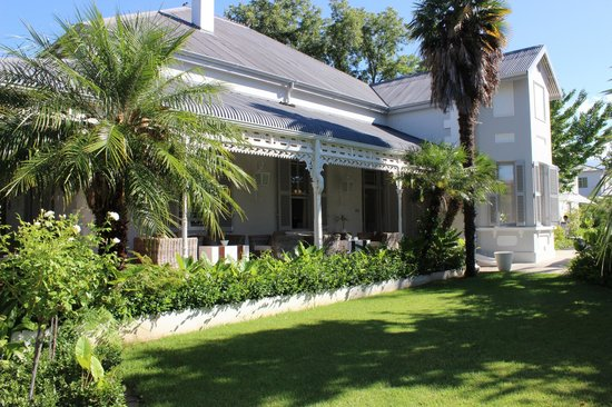 The Robertson Small Hotel : The hotel
