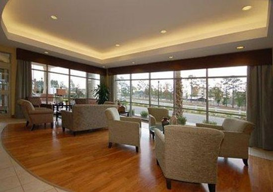 Holiday Inn Express Leland-Wilmington Area: Lobby -OpenTravel Alliance - Lobby View-