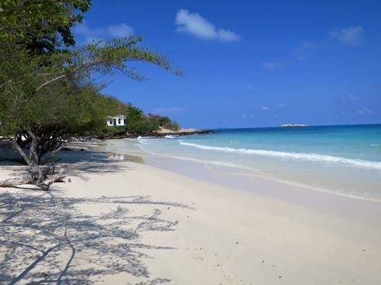 Paradee Resort & Spa Hotel : Strand