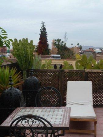 Riad Marrakiss : Panorama
